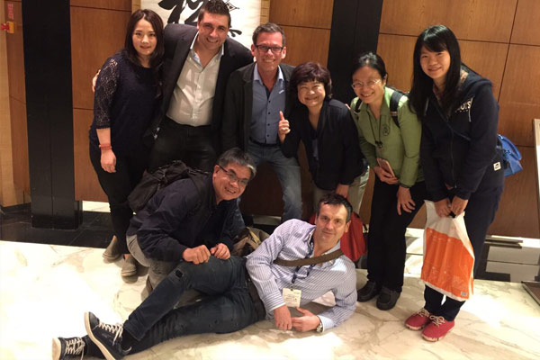 KLÜMPEN TEAM ASIA MEETS IN APLF 2017